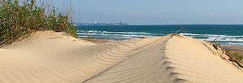 пляж пансионата селена в анапе