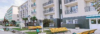 гостиница селена анапа