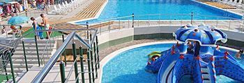 бассейн отеля селена анапа